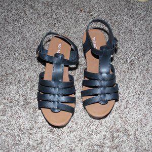 TOP Moda Heeled Sandal